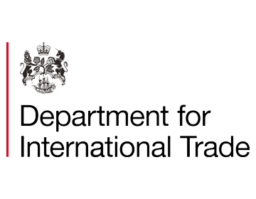 UK DIT  logo