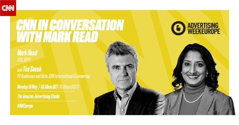 Tini Sevak in Conversation for AdWeek