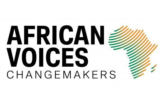 African Voices Changemakers Logo