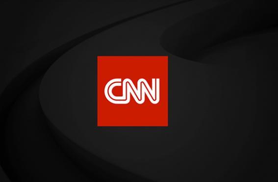 CNN logo on black