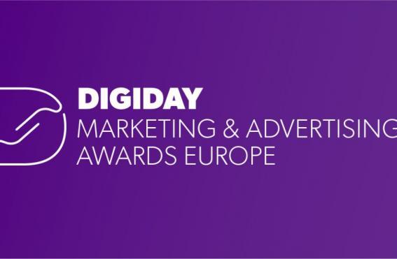 Digiday Marketing & Advertising Awards Logo