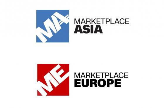 Marketplace Asia and Marketplace Europe logo