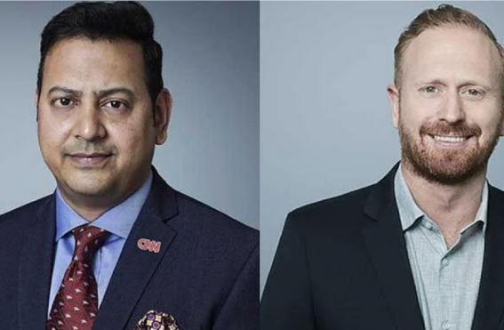 Abhijeet Dhar and Rob Bradley