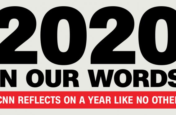 2020 In Our Words Logo