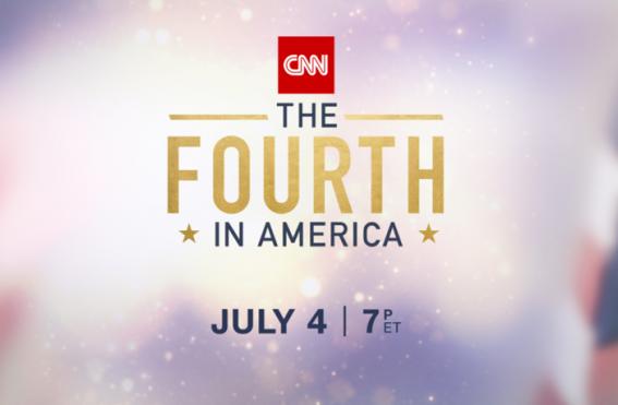 CNN 4th in America Titlecard