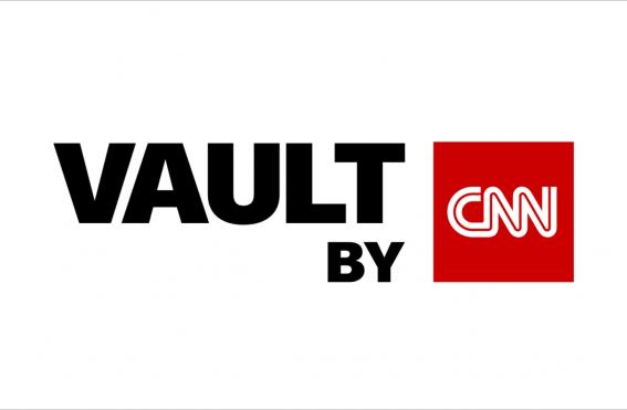 Vault by CNN Logo