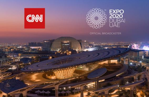 CNN Expo Official Broadcaster