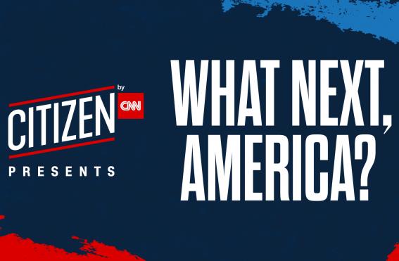 CITIZEN: What's Next, America? Logo