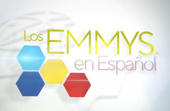 Los Emmys en Espanol 2020 Logo