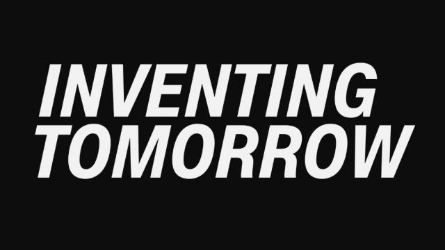 Inventing Tomorrow Logo