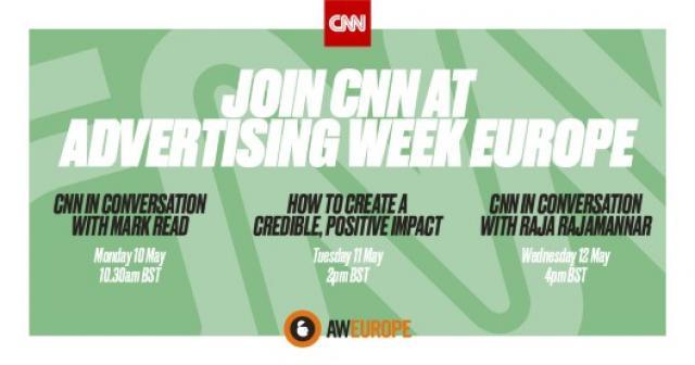 AdWeek CNN Schedule