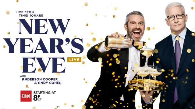 New Year's Eve Live from Time Square with Anderson Cooper and Andy Cohen